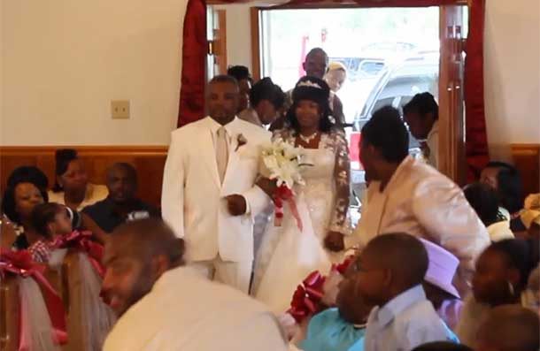 T-Pain Features Real Wedding Footage From Fans In New 'Officially Yours' Lyric Video