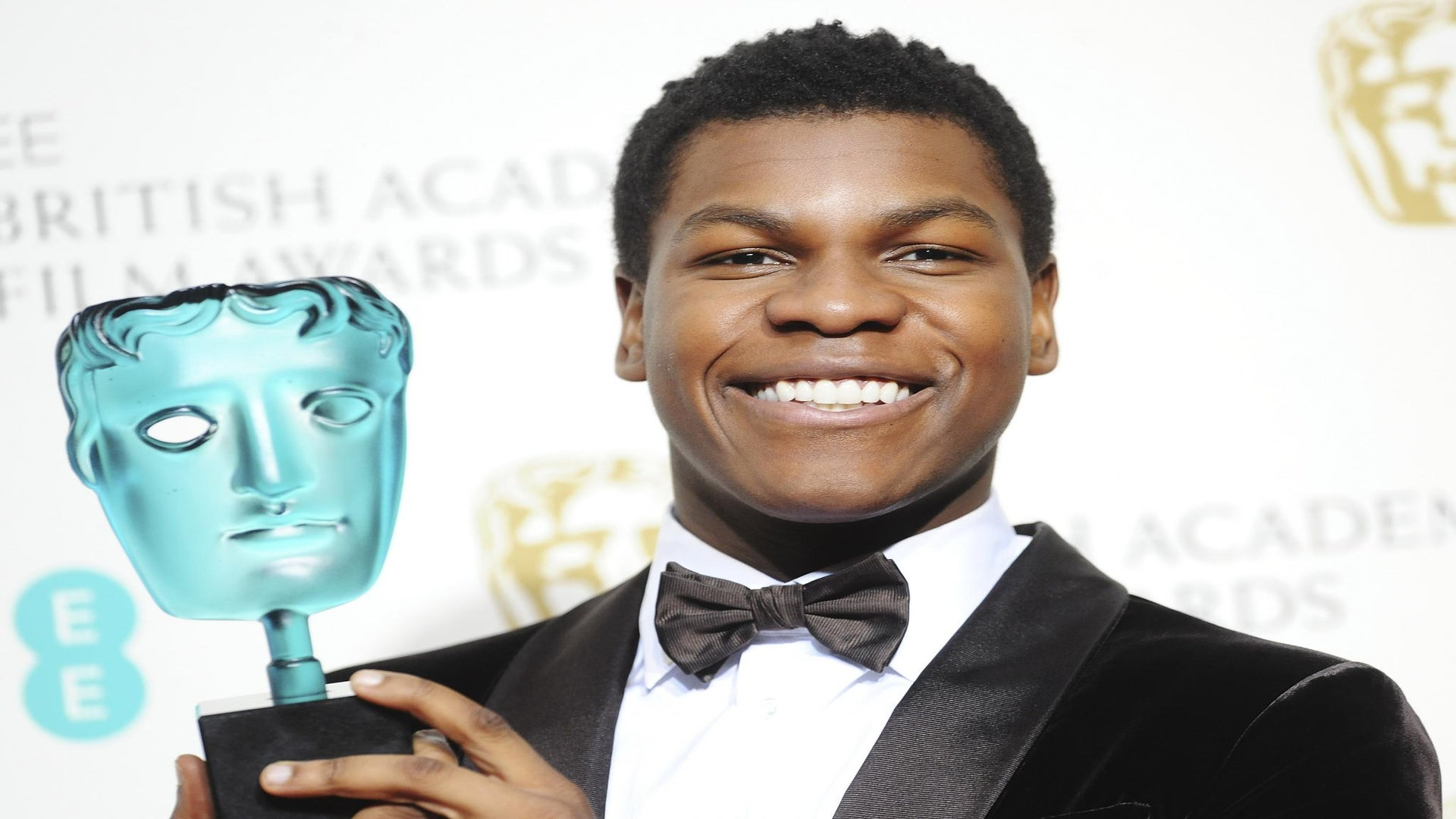 John Boyega Wins BAFTA Award and Goes Straight To Work on Next 'Star Wars'