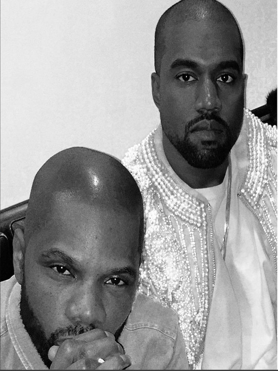 Kirk Franklin Defends Decision to Work with Kanye West on New Album