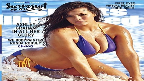 'Sports Illustrated' Swimsuit Edition Makes History, Features Size 16 Cover Model