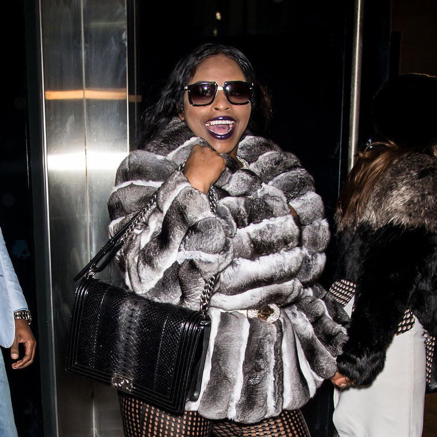 Foxy Brown Receives the Key to Brooklyn!