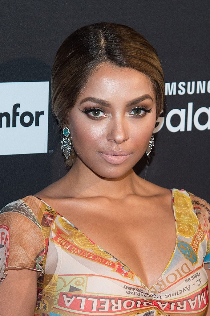 Kat Graham Finds Her Inner Queen in New Caress Campaign