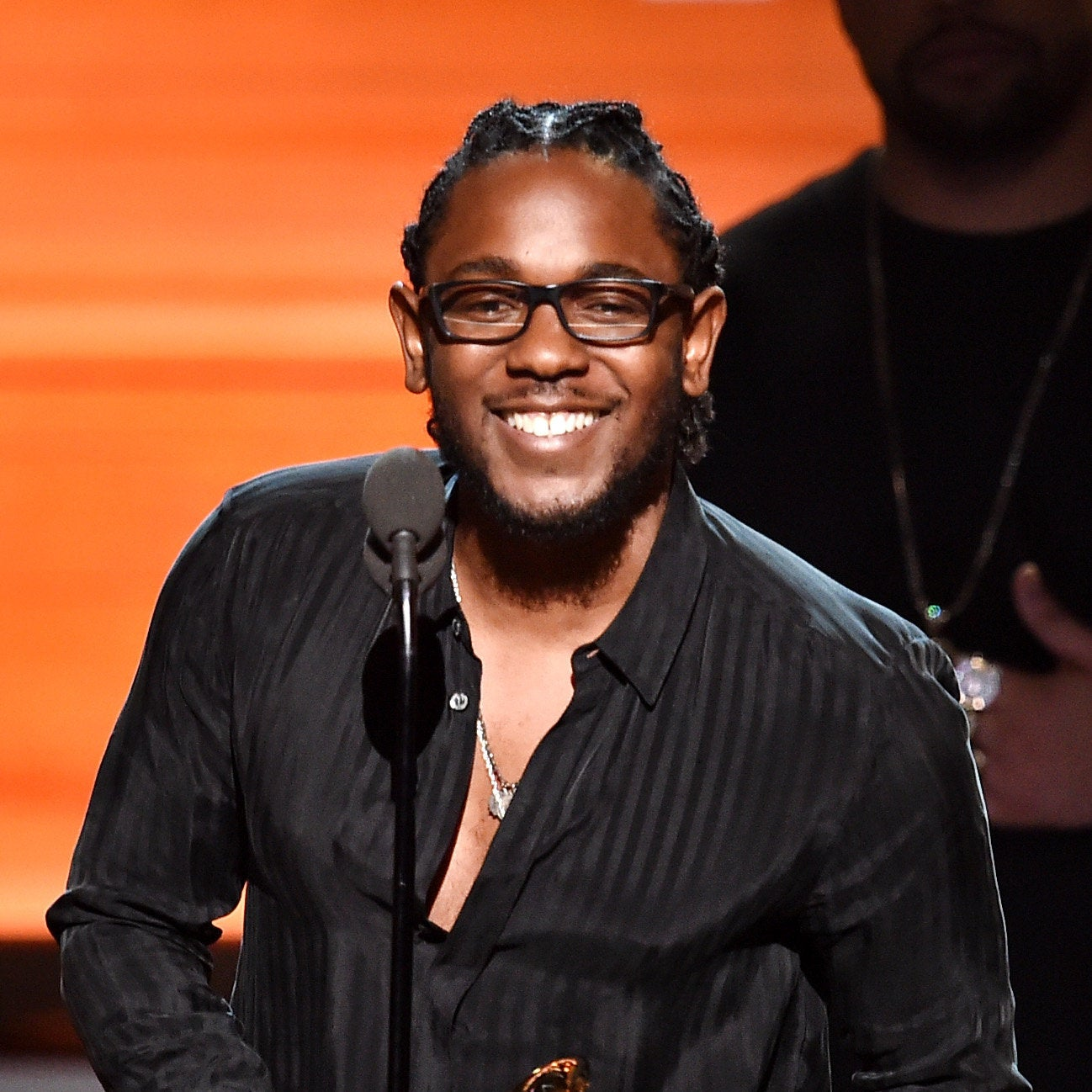 Kendrick Lamar Took High School Students to the Grammys