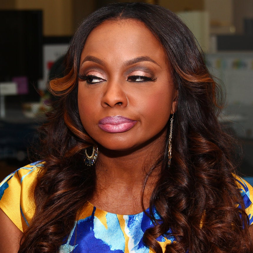 If Looks Could Kill: Phaedra Parks Side Eyes the Shadiest Topics Of the Moment
