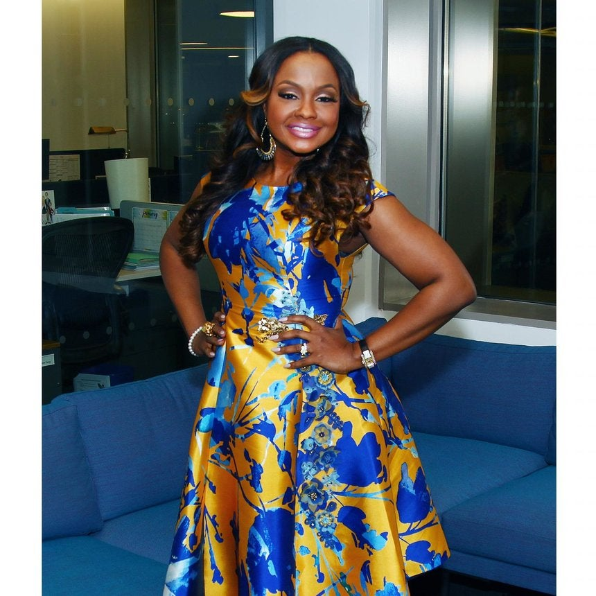 Phaedra Parks on Black History Month: 'If We Can't Get 40 Acres and a Mule, At Least Give Us February'