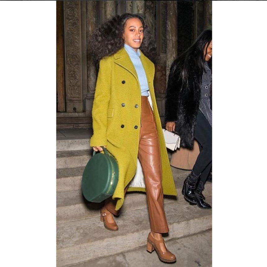 Solange Knowles Relaunches E-commerce Shop on Saint Heron