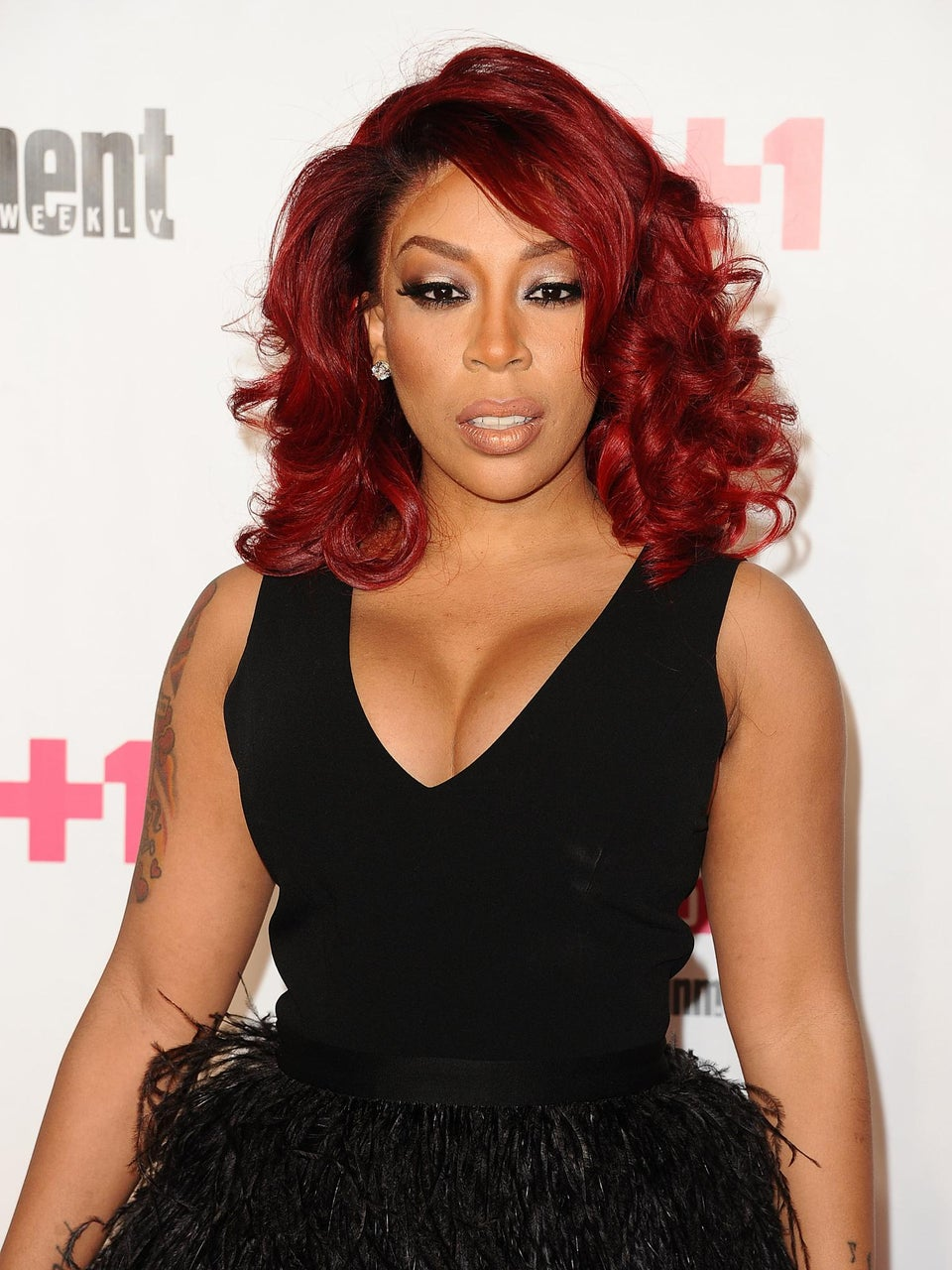 K.Michelle: It's Hard for People to Embrace Me As a Victim Because I'm So Outspoken