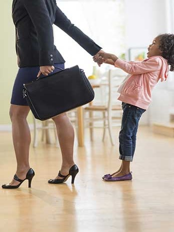 Single Black Female: Am I Awful For Looking Forward to Seeing My Daughter Every Other Week Now?