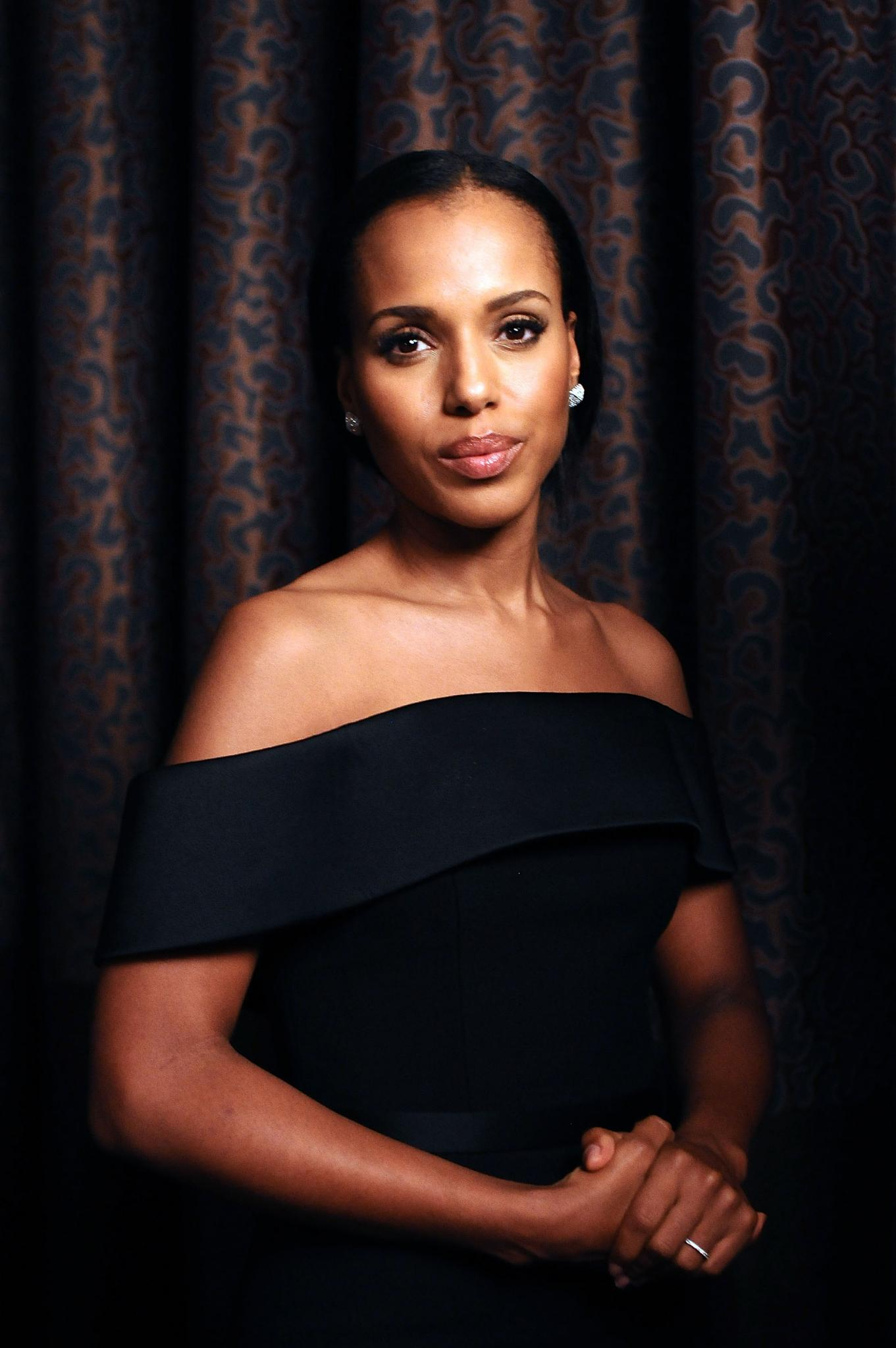 Kerry Washington: Viola's Emmy Win Was #BlackGirlMagic For Me