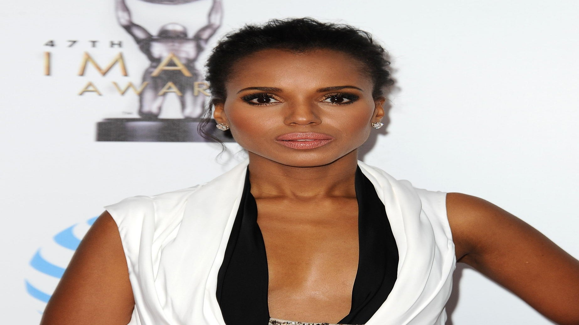 Kerry Washington Speaks Out Against Divorce Rumors and Shares a Little Social Media Advice