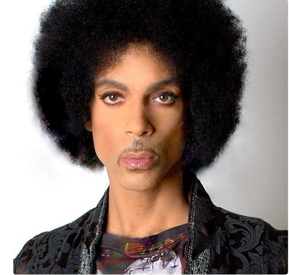 Prince's Passport Photo Is Much Better Than Yours