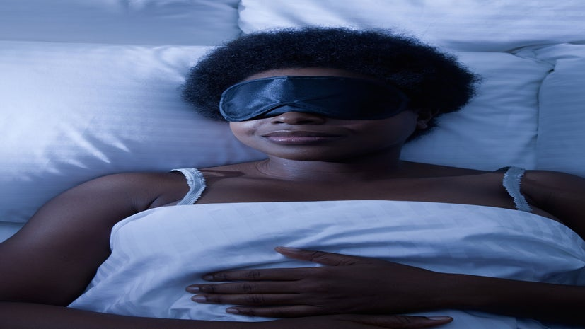 Report: A Third of Americans Not Getting Enough Sleep