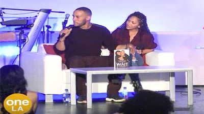 ICYMI: DeVon Franklin Defends Wife Meagan Good When Churchgoer Tells Her To 'Cover Up'