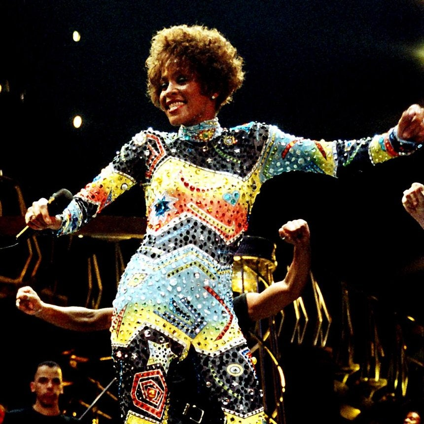 Whitney Houston Dancing to Beyonce's 'Formation' Is Everything You Need to See This Friday
