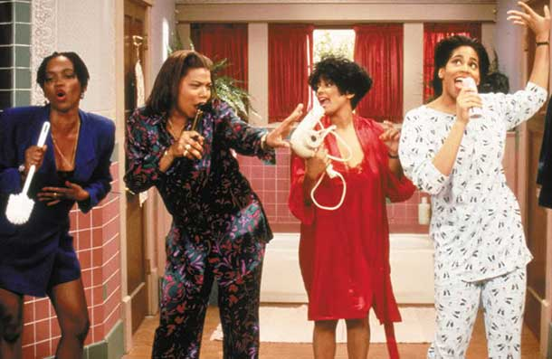 Rejoice! Queen Latifah Says A 'Living Single' Revival Is In The Works