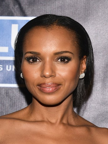 Kerry Washington Plans To Have A Bigger Conversation About Make-Up With Her Daughter