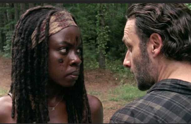 Finally! The Absolute Best Twitter Reactions to The #Richonne Hookup on 'The Walking Dead'