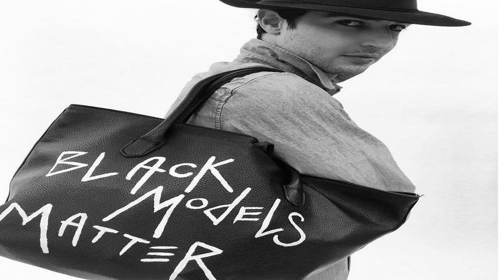Zac Posen Makes #BlackModelsMatter Statement