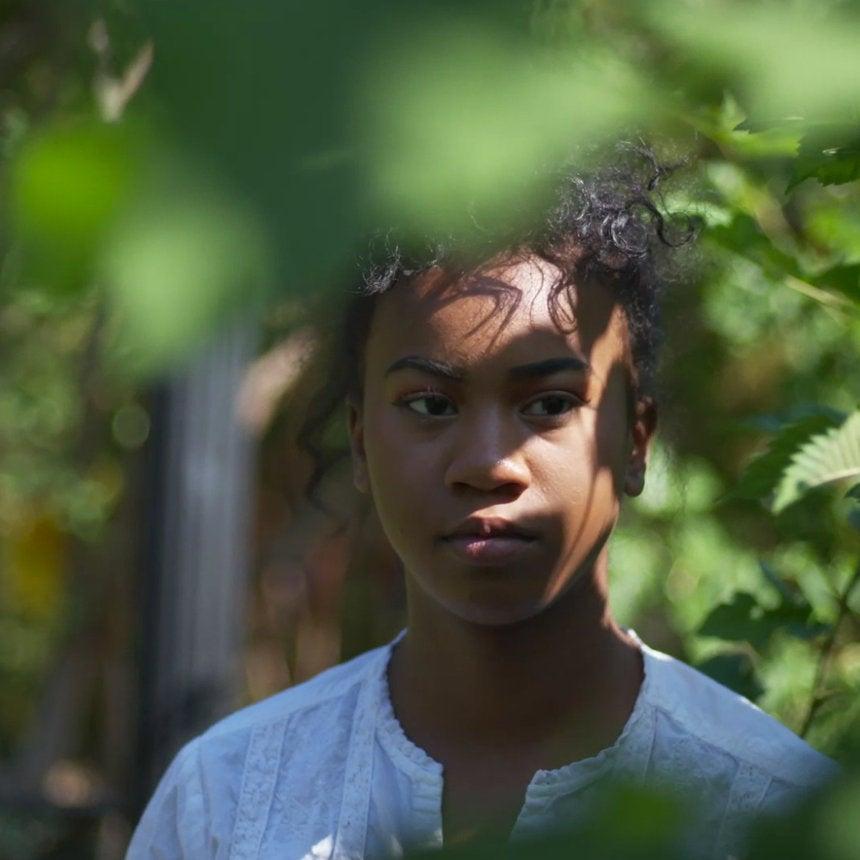 Watch Episode 1 of ESSENCE Black Girl Magic Docu-Series: Meet Artist and Activist Sage Adams