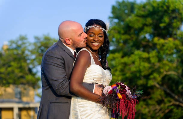 Bridal Bliss: He Was Different From All the Other Guys Online