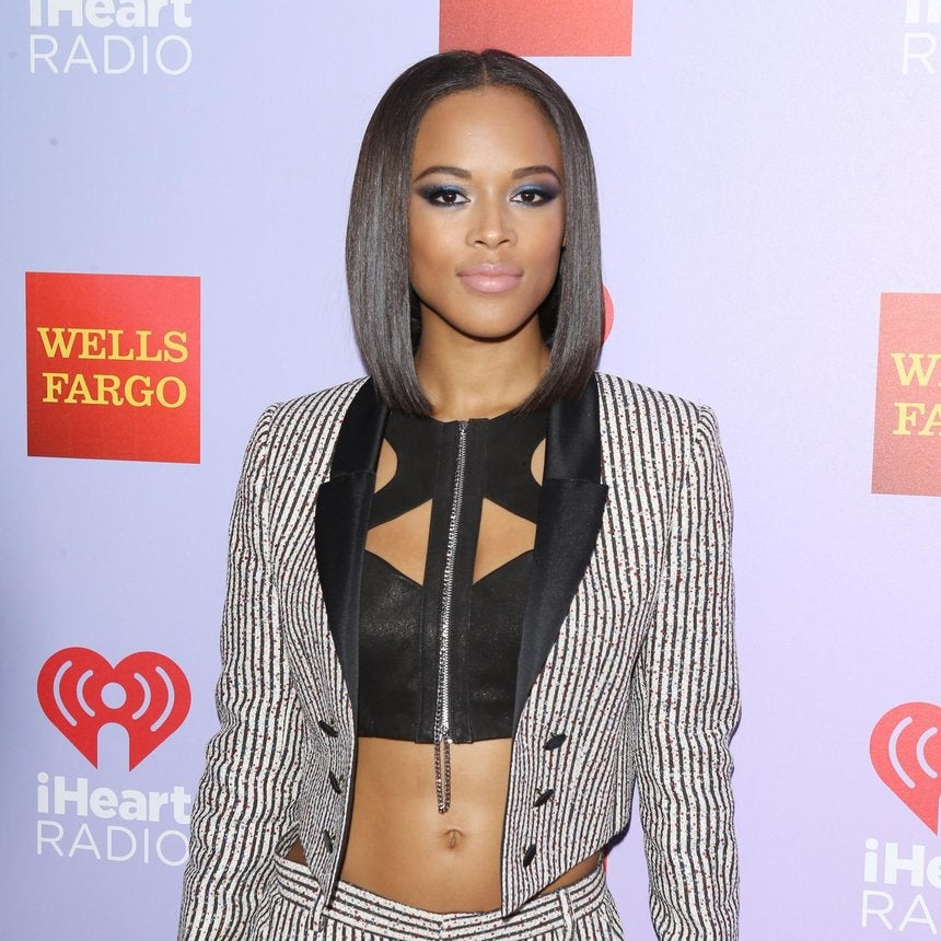 *Here We Go Again* 'Empire's' Serayah Upsets Fans by Straightening Her Hair