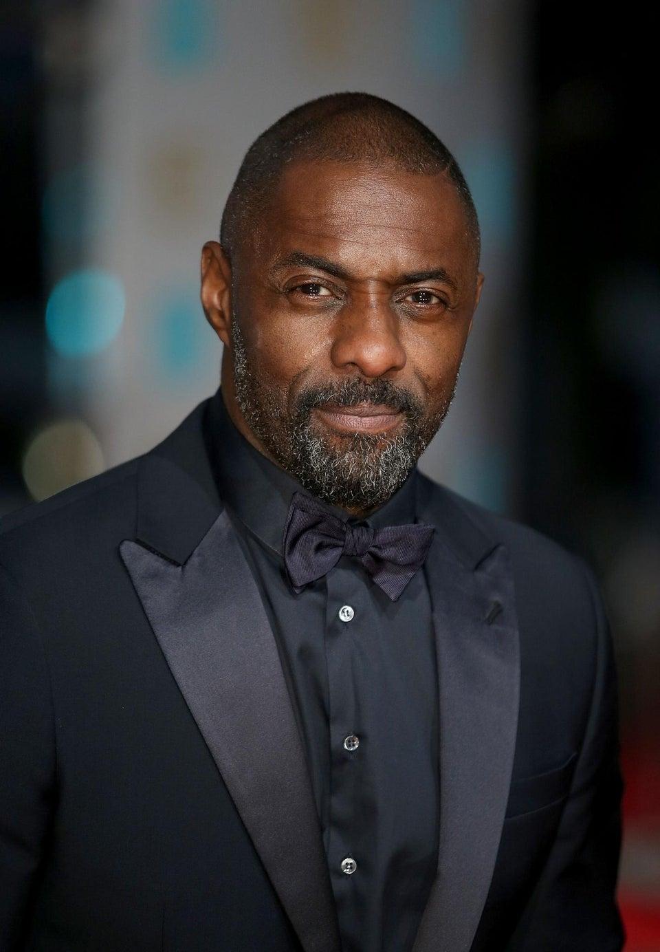 Hear Idris Elba as Shere Khan in 'The Jungle Book'