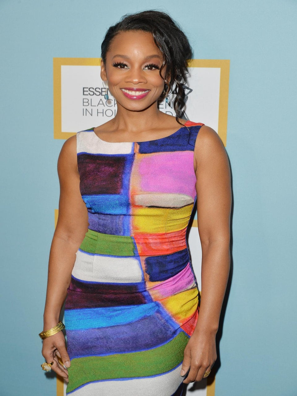 Anika Noni Rose Set to Star in BET's 'The Yard'