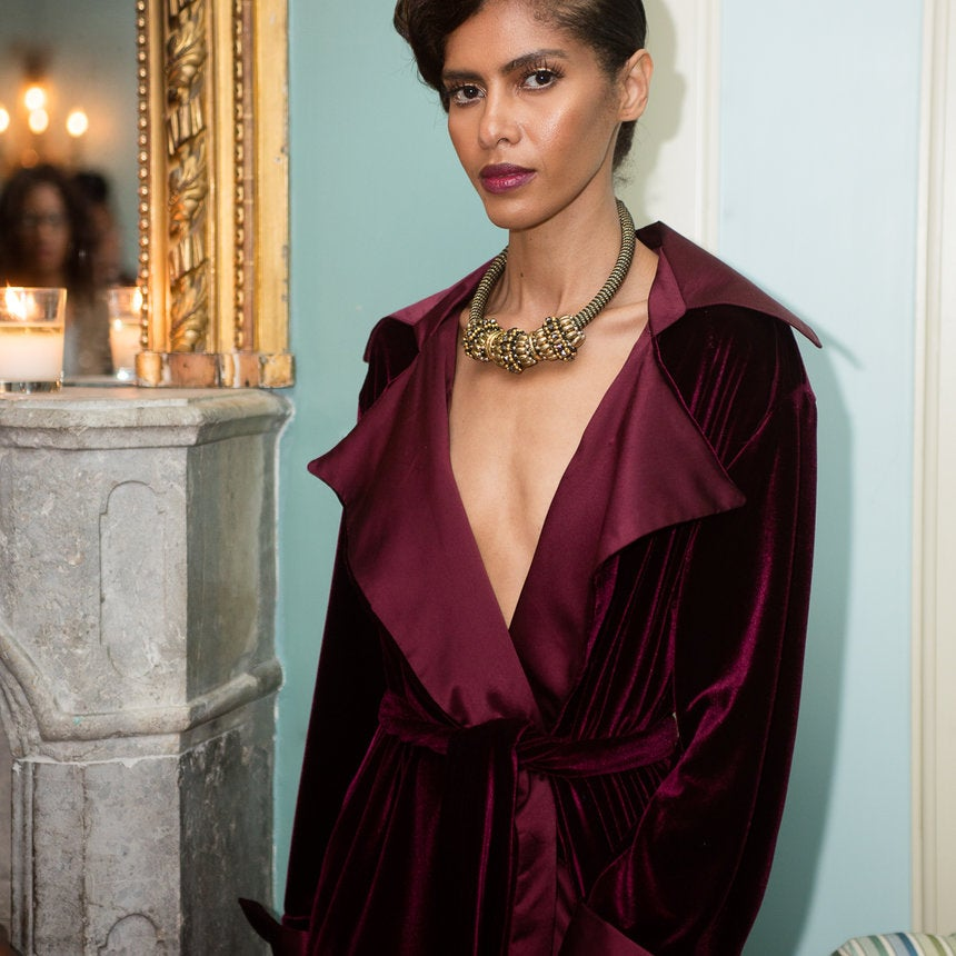 Street Style: 30 Ways to Bring the Romance to Your Next Evening Outing Ensemble