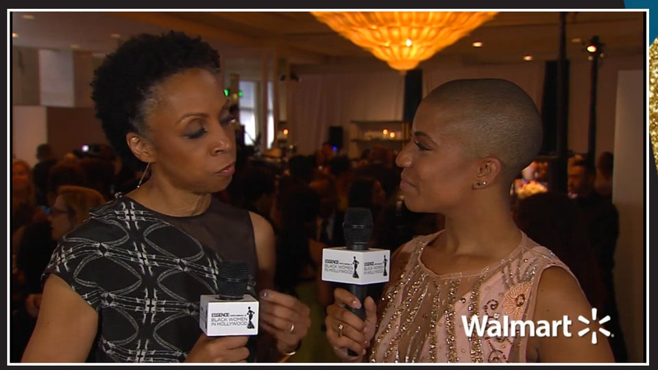 Black Women In Hollywood Honoree Nina Shaw: 'ESSENCE Was the First Place that I Felt I Was a Pretty Black Girl'