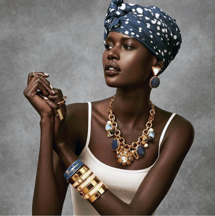 Model Ajak Deng Says She's 'Officially Done With the Fashion Industry'