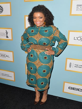 Actress Yvette Nicole Brown is Tired of Having to Be 'Sassy' to Get Work in Hollywood