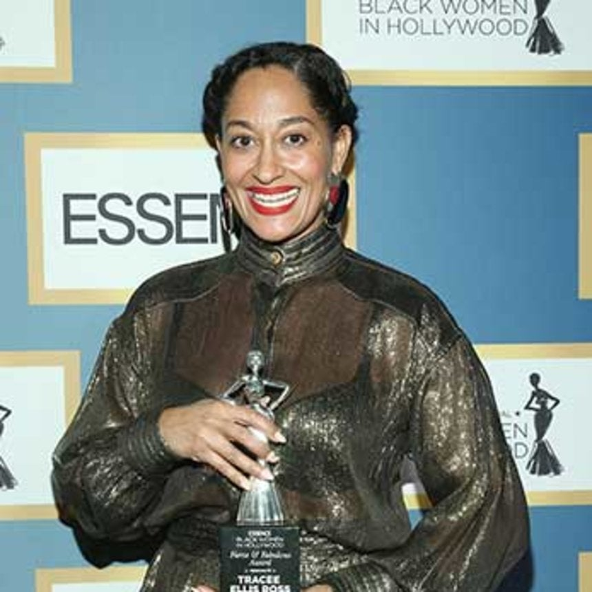 Tracee Ellis Ross Gives Emotional Speech on Self-Acceptance