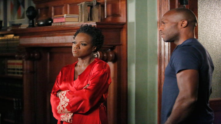 Viola Davis Swears Off 'How to Get Away with Murder' Sex Scenes: 'I Blew My Back Out'