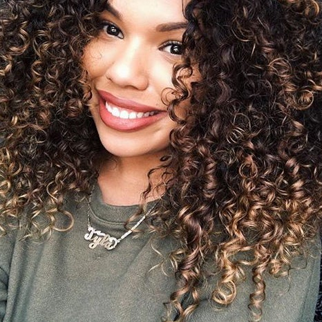 Instagram S Top Curly Hairstyles Essence