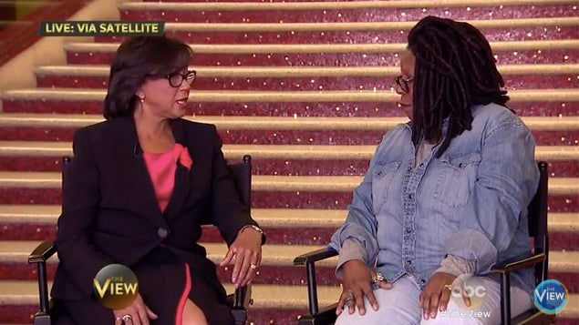 Academy President Tells Whoopi Goldberg the Organization Is Going 'From Conversation to Actual Action' on Diversity Issues