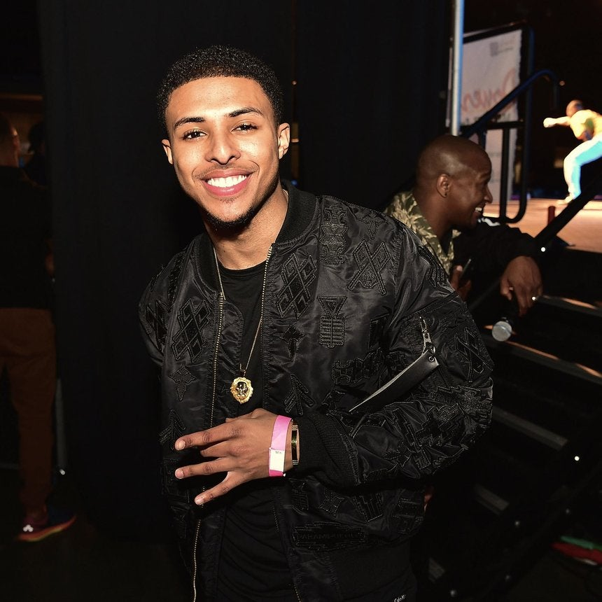 Diggy Simmons Says His Trip To Ghana Left Him 'Feeling Free'