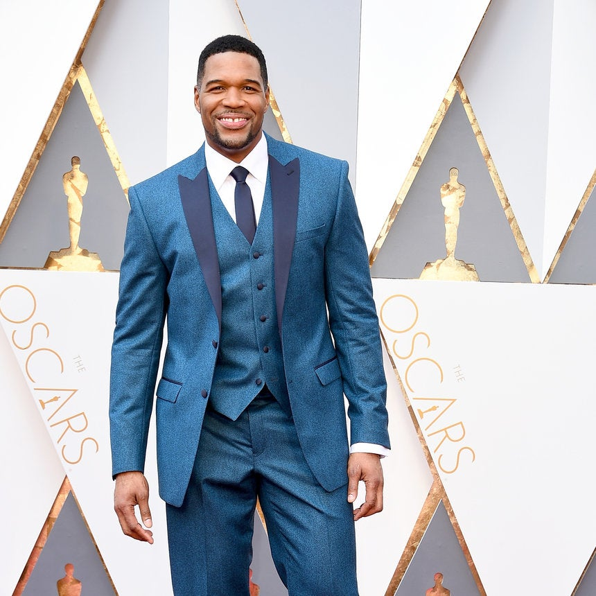 Michael Strahan Partners With JCPenney for Activewear Line