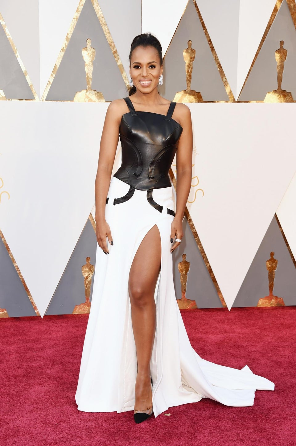 Kerry Washington On Why She Attended The Oscars: 'A Lot Of Voices Are Needed At The Table'
