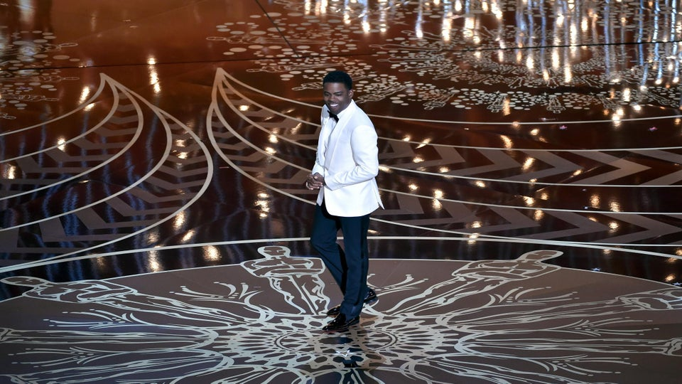 Chris Rock's Rival Girl Scout Mom Responds to His Oscars Stunt: 'That Was a Personal Throwdown'