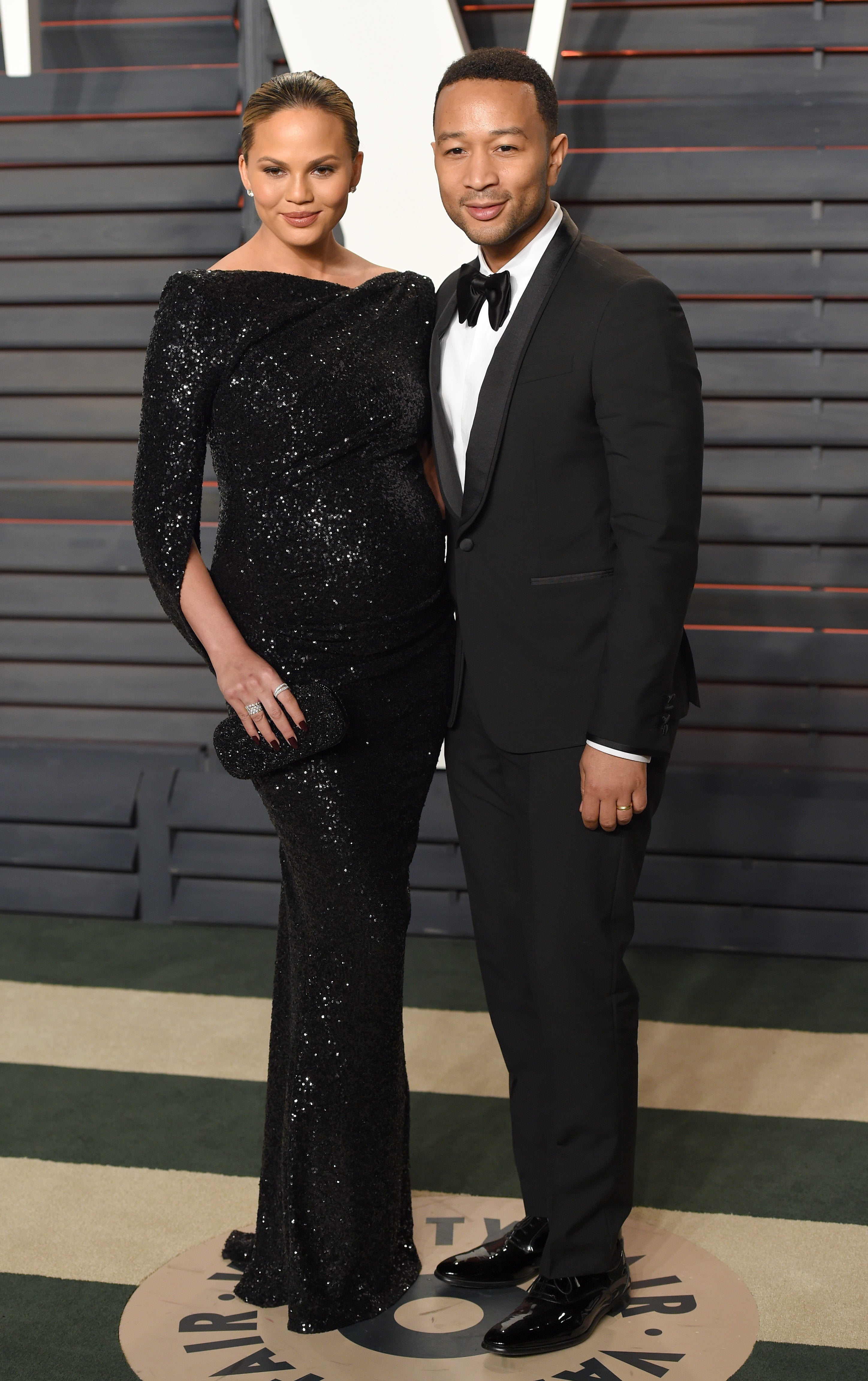 Chrissy Teigen and John Legend Have Obama's Seal Of Approval on Baby Name
