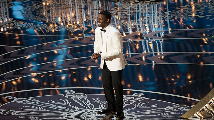 Everyone Is Still Talking About Chris Rock's #OscarsSoWhite Monologue