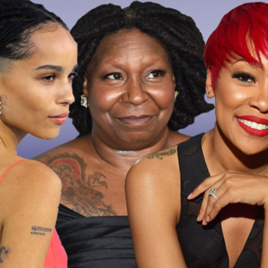 Celebrities with Tattoos: See Who's Inked Up