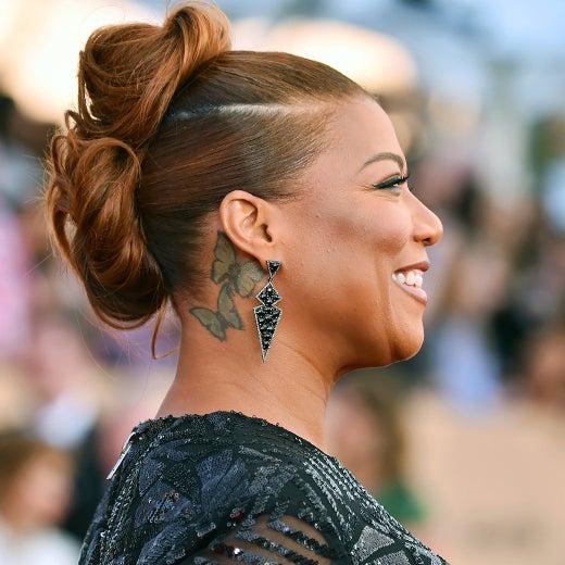 e3f50cc50 Celebrities with Tattoos, Whoopi Goldberg, Rihanna, Zoe Kravitz ...