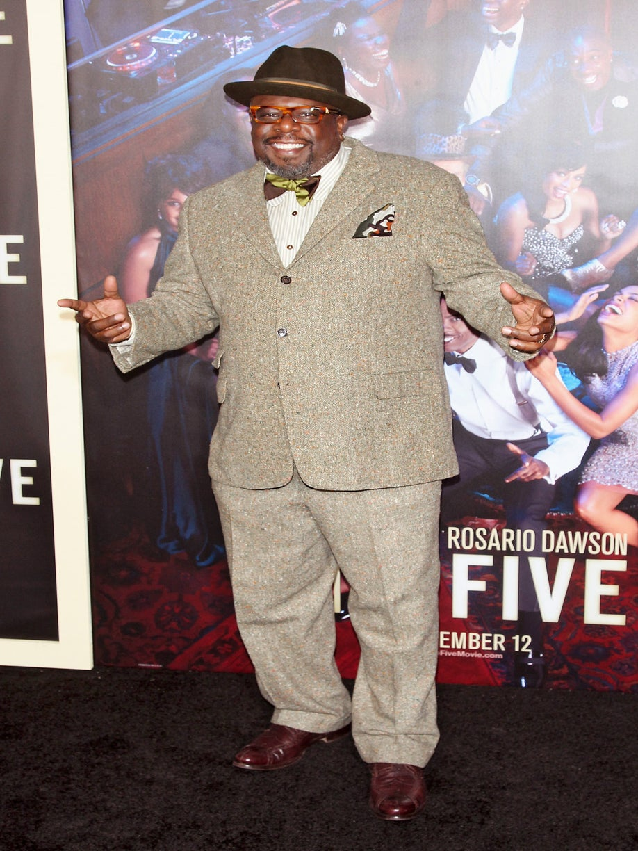 Cedric the Entertainer Says He's Often Mistaken for a Fellow 'King of Comedy'