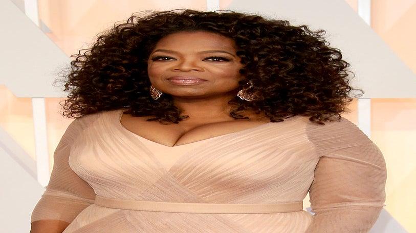 Oprah Winfrey Calls Weight Watchers Partnership 'An Intervention from On High'