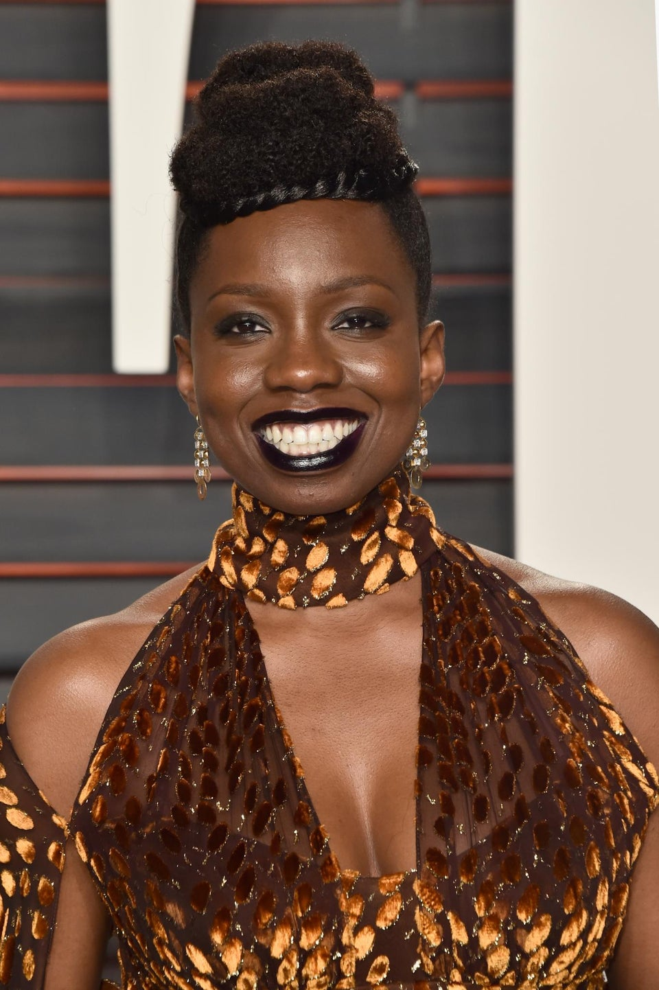 Get Adepero Oduye's Intricately Twisted Crown From The Oscars
