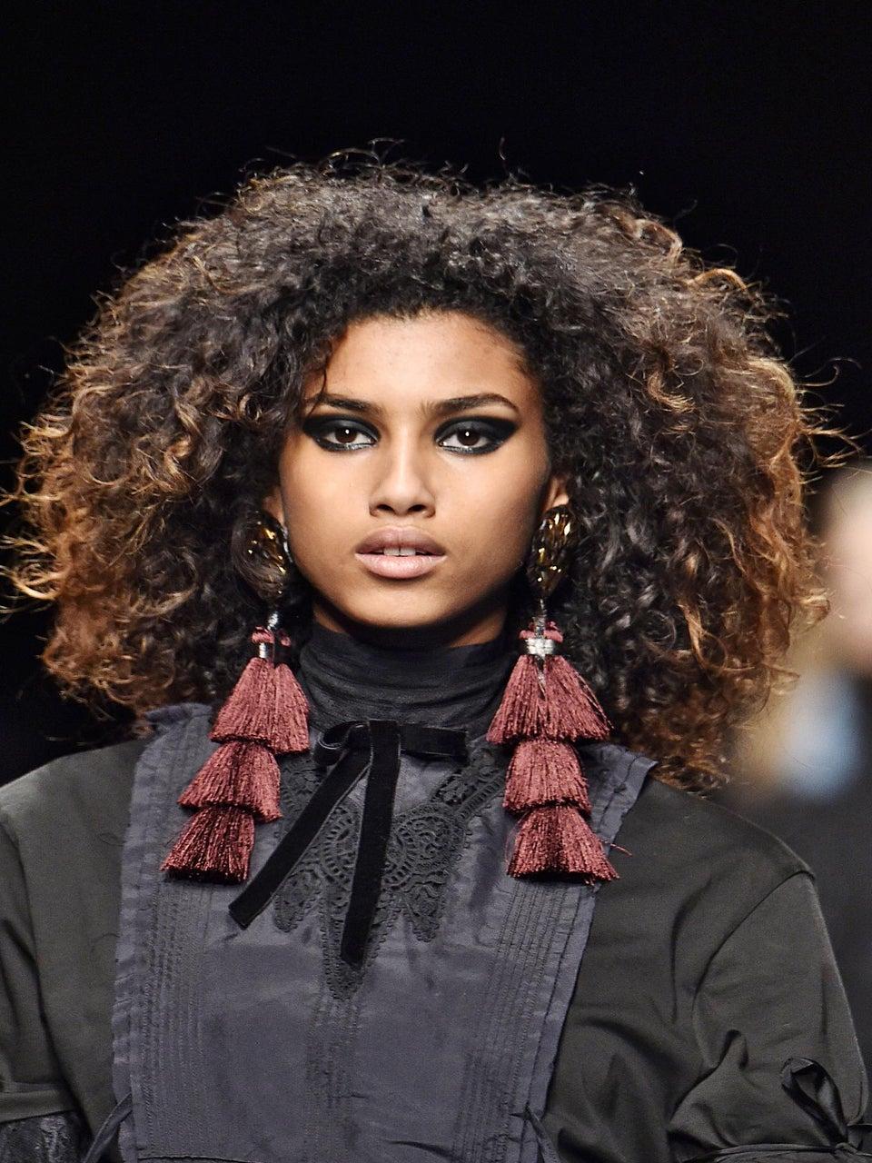 5 Ways Supermodel Imaan Hammam Is Just Like Us