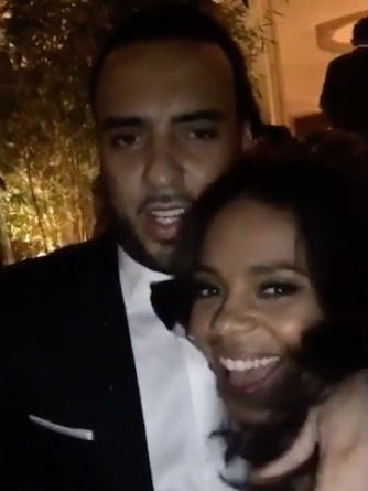Does This Mean Sanaa Lathan and French Montana Are Officially Dating?