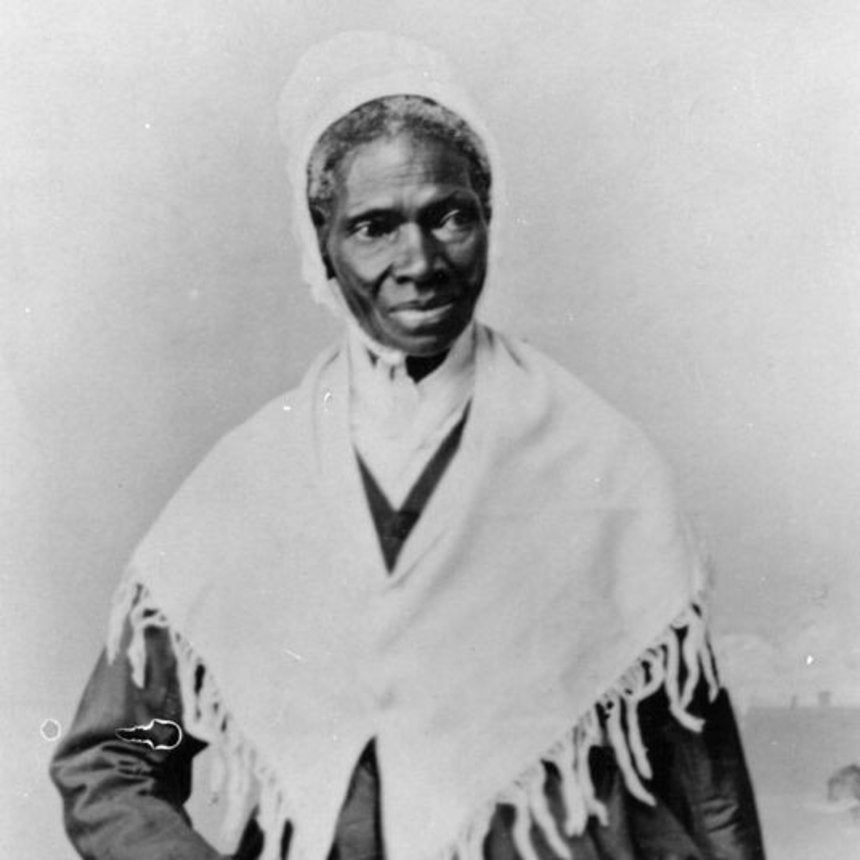 On The First Day Of Black History Month, Google Doodle Honors Abolitionist Sojourner Truth