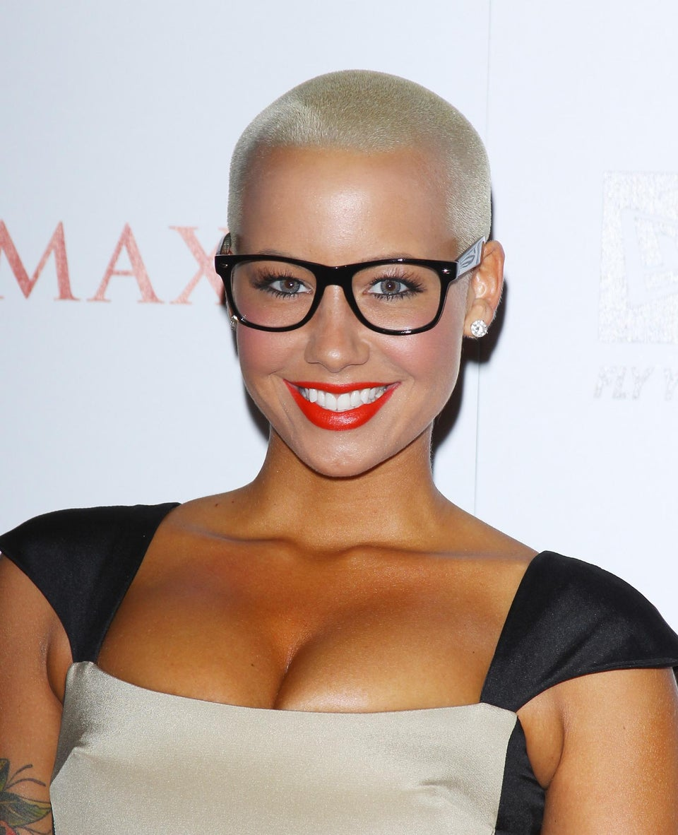 Amber Rose Lands a Weekly Talk Show on VH1